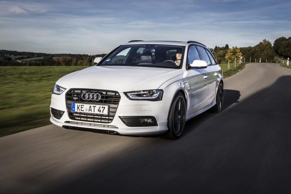 รถยนต์ Audi A4 2019