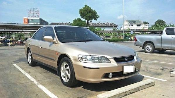 Honda Accord (โฉมงูเห่า) รุ่นปี 1997-2003