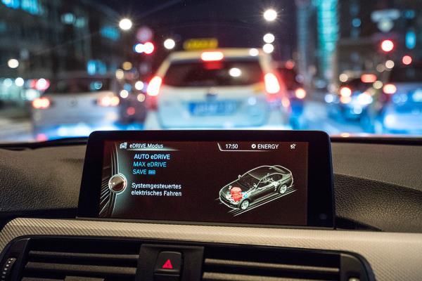 รีวิวระบบการขับขี่ภายในตัวรถ