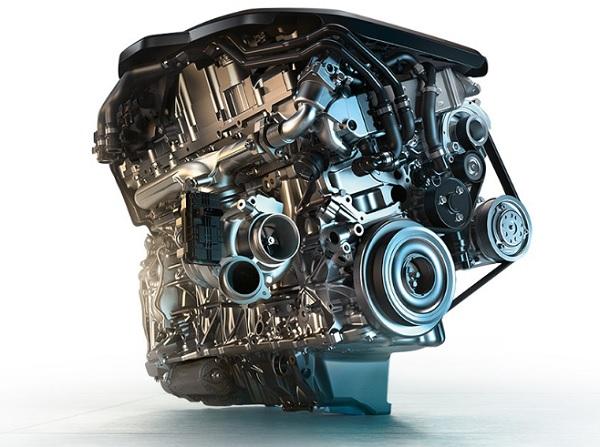 BMW TwinPower Turbo  4 สูบ เครื่องยนต์ที่ทรงพลังและน้ำหนักเบา