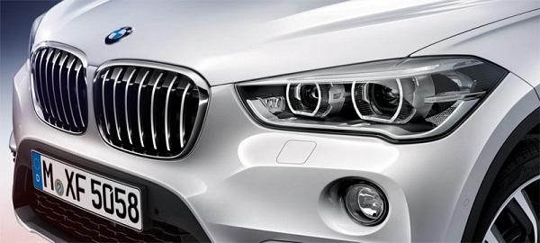 ความดุดัน ผสานกันอย่างลกมกล่อมกับความสวยงามทันสมัยใน BMW X1 2019