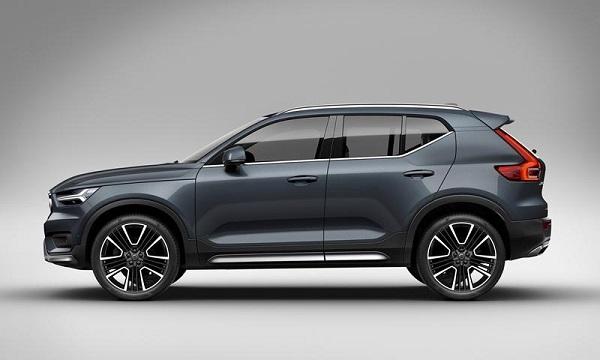 SUV สุดเท่อย่าง Volvo XC40 2019