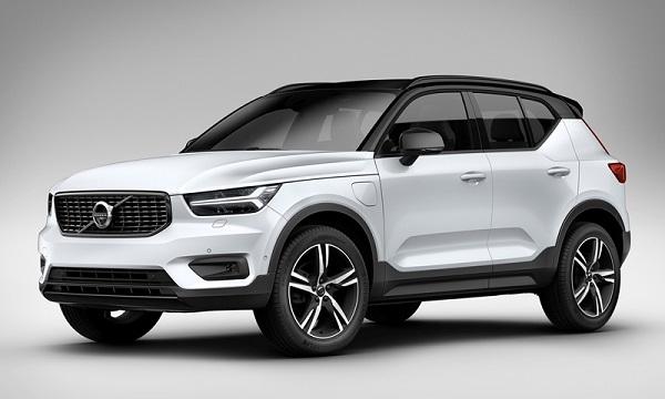 ใหญ่กว่า โปร่งกว่า โล่งสบายสำหรับมิติตัวถังใน Volvo XC40 2019