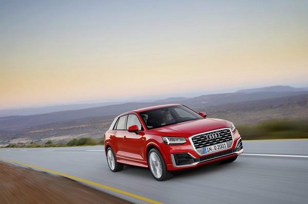 ฟังก์ชั่นการใช้งานที่ครบ จบ สำหรับ Audi Q2 2019