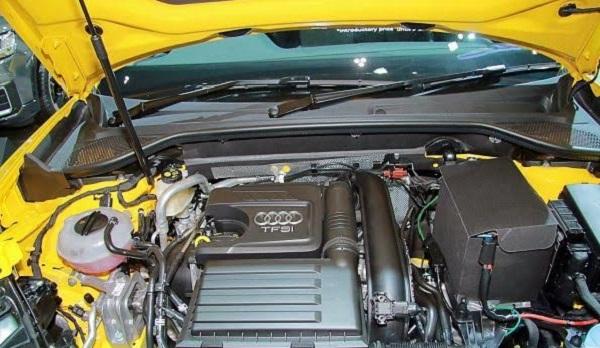 คล่องตัวและประหยัดสำหรับ Audi Q2 2019 กับ  เบนซิน 4 สูบ เทอร์โบ 211/5,500 แรงม้า/รอบต่อนาที