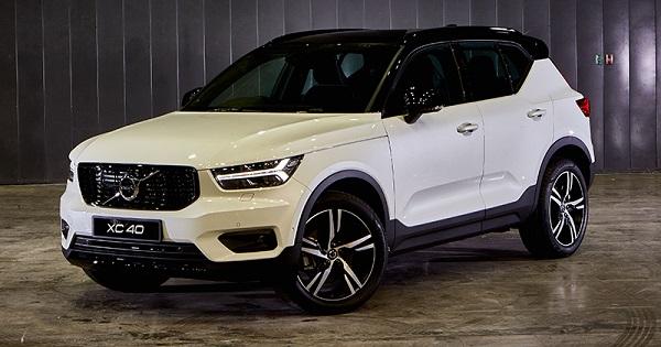 มิติการออกแบบที่มีเอกลักษณ์และโดดเด่นใน Volvo XC40 2019