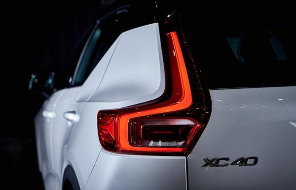 รางวัลการันตีการออกแบบที่มีเอกลักษณ์และสวยงามโดดเด่นในVolvo XC40 2019