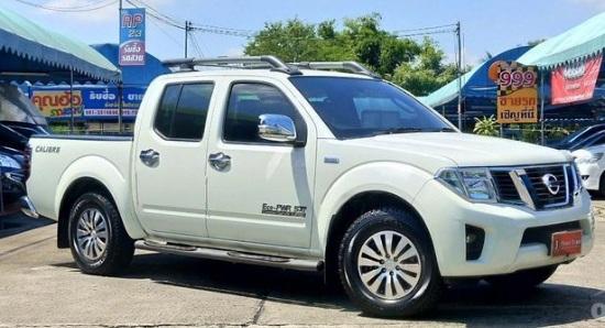 Nissan Navara D40 (รุ่นปี 2007-2013)