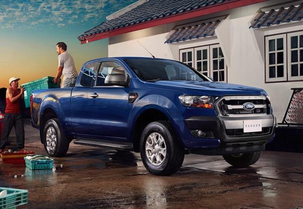 การใช้งานในระดับครอบครัวของรถกระบะ Ford Ranger