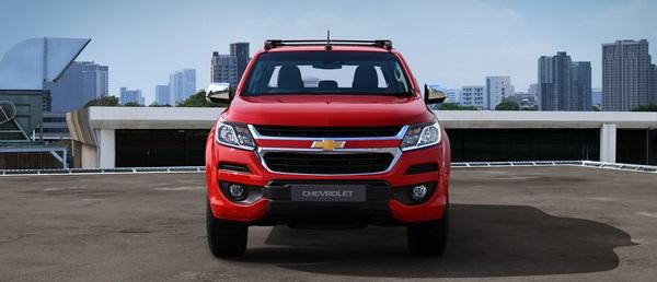 พร้อมทั้งความดุดัน และดีไซน์ทันสมัยที่แฝงไว้ด้วยความหรูหราใน Chevrolet Colorado