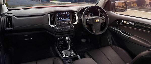 ระบบเกียร์ชัวร์หรือไม่ใน Chevrolet Colorado