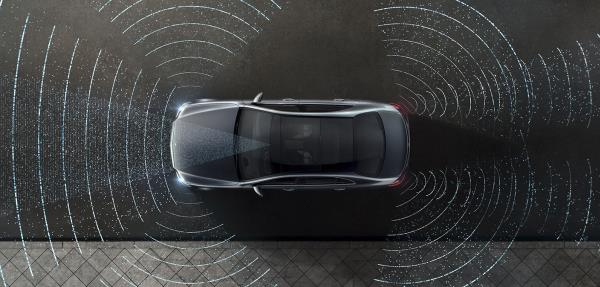 ระบบด้านความปลอดภัยของ Mercedes-Benz E-Class 2019