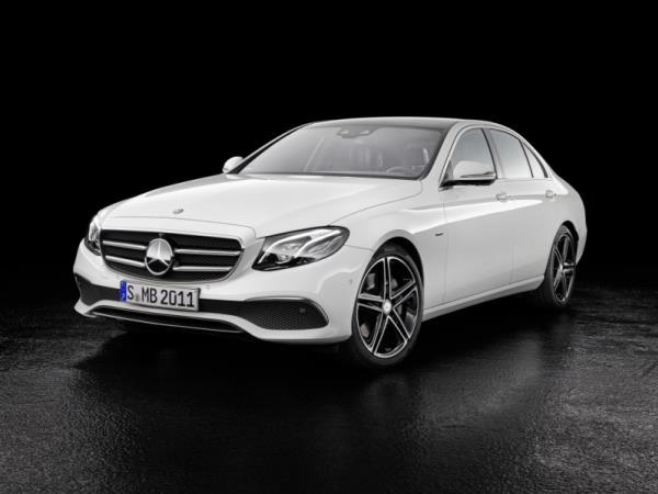 รถยนต์ Mercedes-Benz E-Class 2019