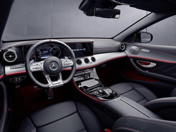 การออกแบบภายในตัวรถ
