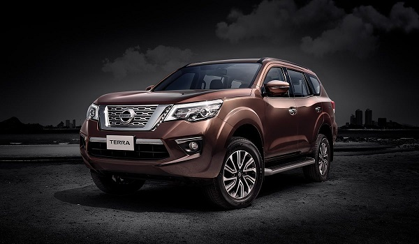 THE ALL NEW NISSAN TERRA 2018