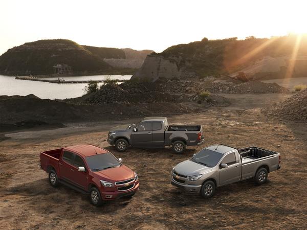 Chevrolet Colorado มือสอง -2012