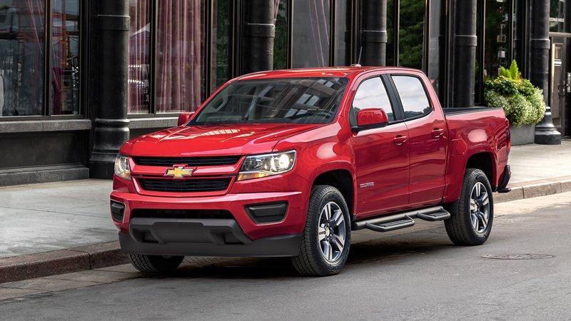 Chevrolet Colorado มือสอง