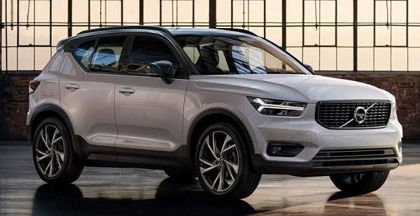 The new Volvo XC40 (2019)