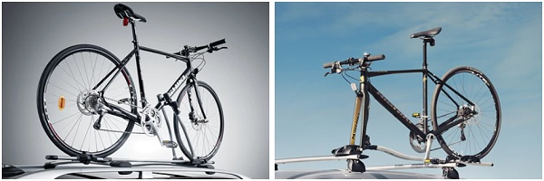 ที่ยึดจักรยานบนหลังคา