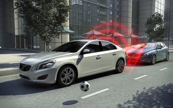ระบบความปลอดภัยที่ไว้ใจได้ใน Volvo