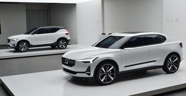 ยนตรกรรมที่มีเอกลักษณ์และระดับสำหรับคุณกับ  Volvo V40 2019