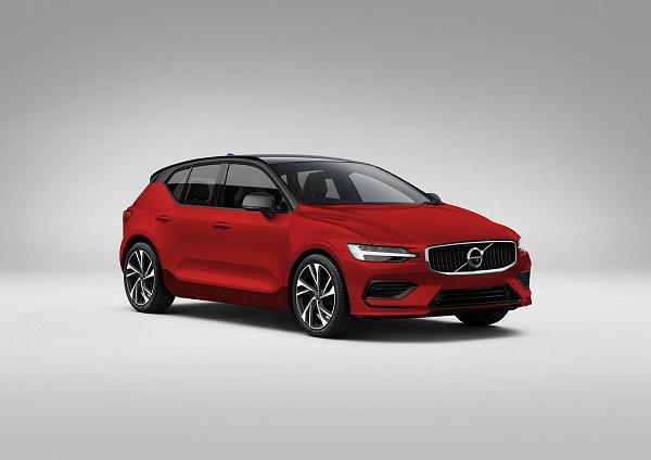 เลือกความลงตัว ตามรุ่นย่อยที่  Volvo V40 2019 จัดให้ กับราคาที่น่าสนใจสุดๆ