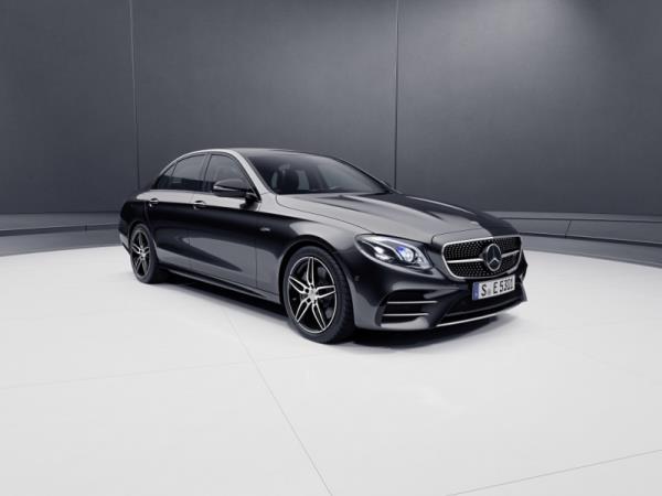 รถยนต์ซีดานสุดหรู Mercedes-Benz E-Class 2019