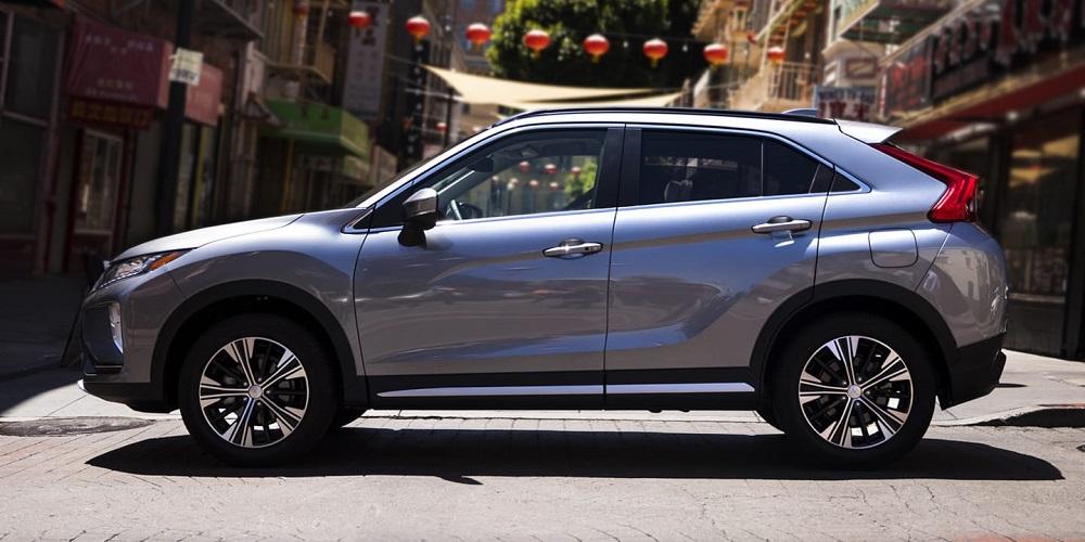 Mitsubishi Eclipse Cross 2019 สุดยอดรถยนต์ SUV ที่ได้รับรางวัล Good Design Award จาก Chicago Athenaeum: พิพิธภัณฑ์สถาปัตยกรรมและการออกแบบ ราคา Mitsubishi Eclipse Cross 2019 เริ่มต้นที่ $23,595