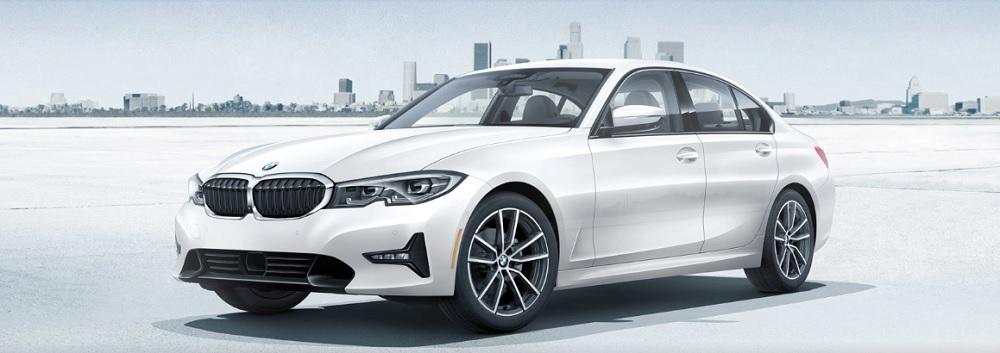 BMW 3 Series 2019 รถสปอร์ตซีดาน ทรงพลังด้วยเครื่องยนต์ BMW  TWIN POWER  TURBO  4  สูบ ราคา BMW 3 Series 2019 เริ่มต้นที่ 2,229,000 บาท
