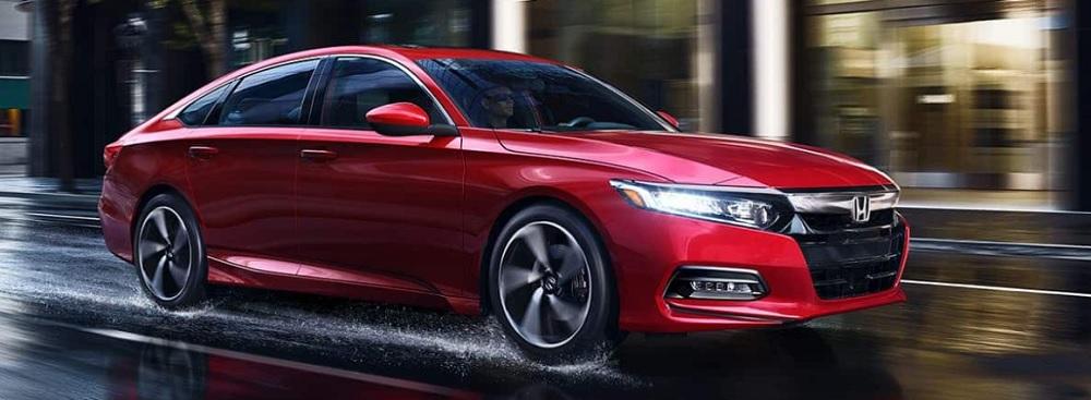 Honda Accord 2019 รถเก๋งสุดหรูรุ่นใหม่ล่าสุดของค่ายรถยนต์ Honda ยนตรกรรมระดับพรีเมียม ราคา Honda Accord 2019 เริ่มต้นที่ 1,385,000 บาท