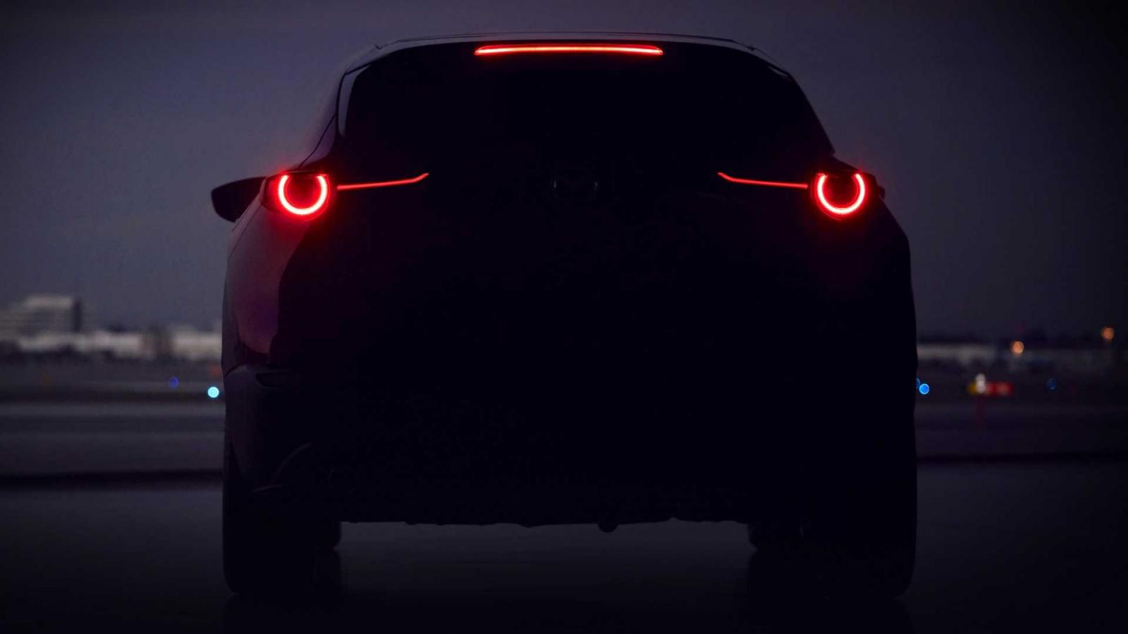 All new Mazda CX-3  2019