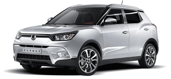 SsangYong Tivoli เอกลักษณ์จาก SUV ขนาดเล็กสัญชาติเกาหลี