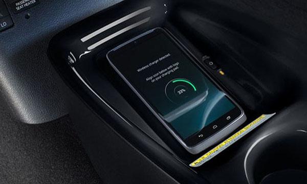 ระบบชาร์จโทรศัพท์แบบไร้สาย Wireless Charging
