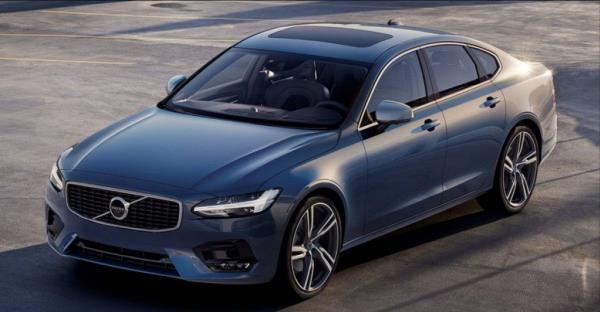 รถยนต์ Volvo S90 2019