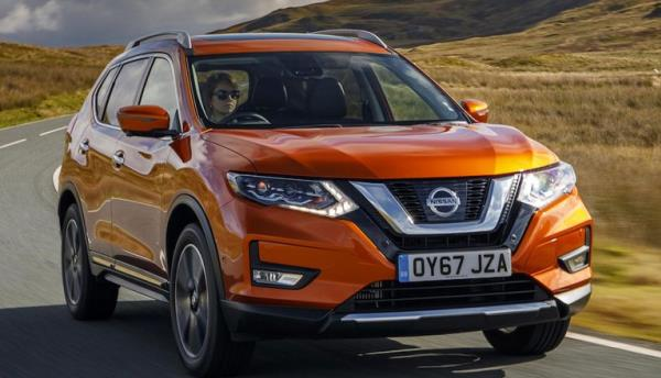 รถยนต์ Nissan X-Trail 2019