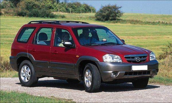 Mazda Tribute โฉมเจเนอเรชั่นที่ 1 รุ่นปี 2002-2006