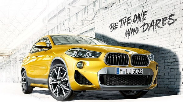 BMW X2 2019 BE THE ONE WHO DARES