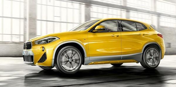 BMW X2 2019  มาพร้อมกับเครื่องยนต์เบนซินขนาด TwinPower Turbo ขนาด 2,000 cc.