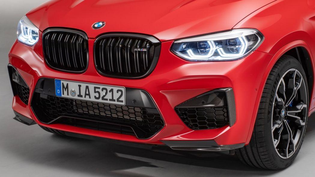 BMW X3 M และ X4 M 2020