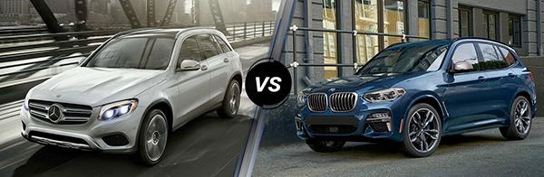 เปรียบเทียบสปอร์ต SUV หลักสามล้าน ระหว่าง BMW X3  2019 กับ Mercedes-Benz GLC 2019 ใครเด่นใครโดน