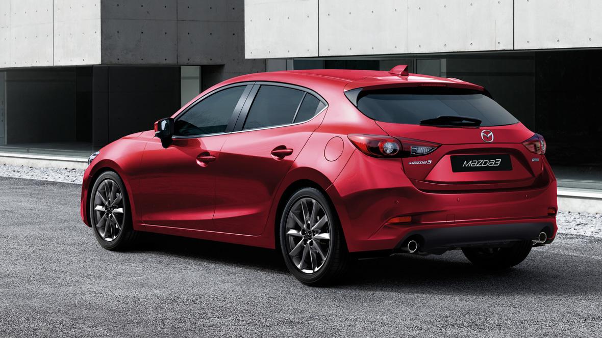 Mazda3 มือสอง