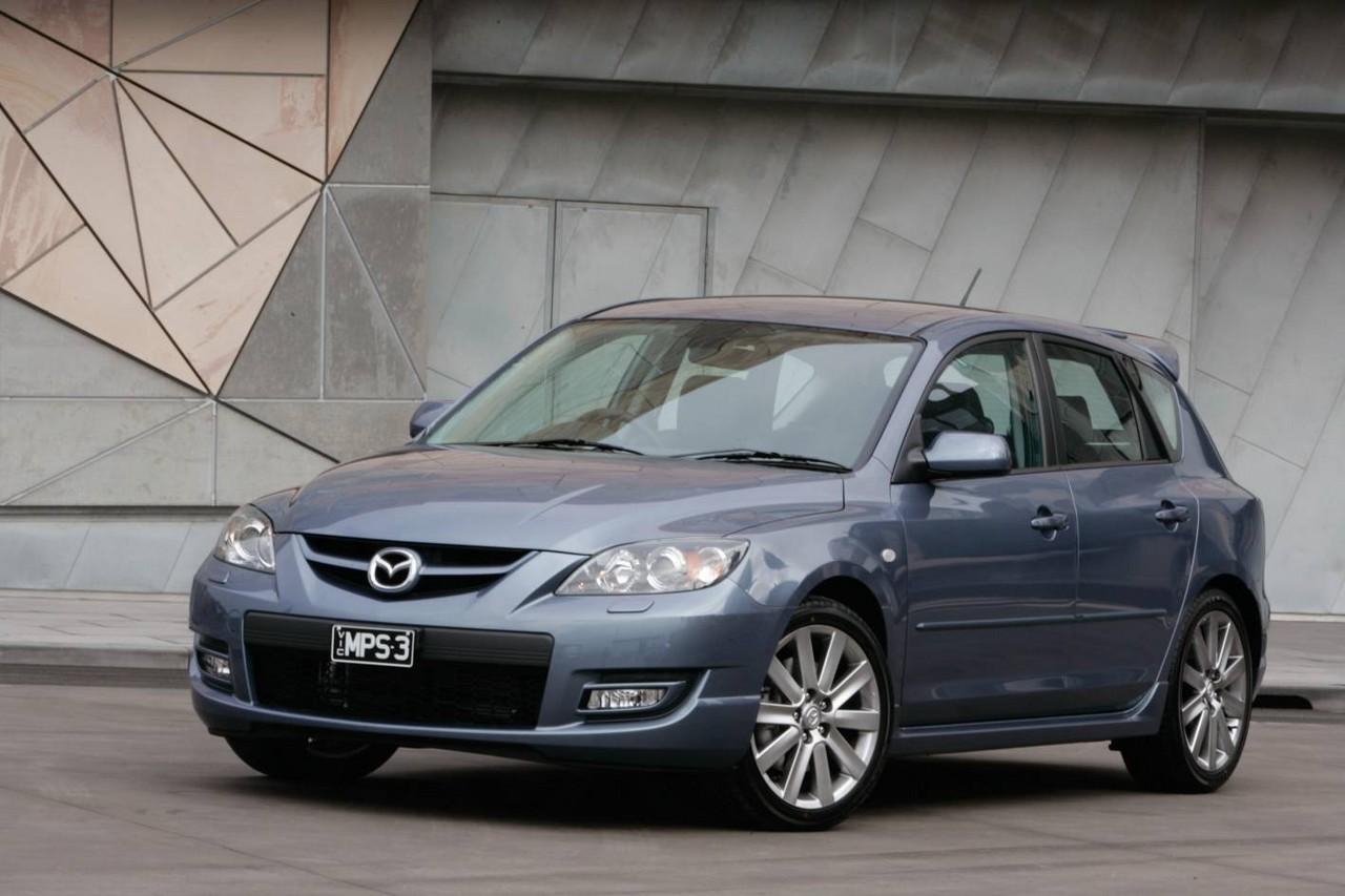 Mazda3 ปี 2007