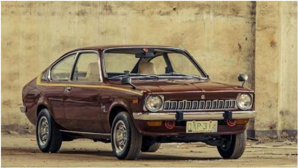 รถยนต์ Isuzu Gemini Coupe