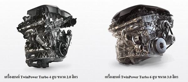BMW X3 2019 มาพร้อมกับเครื่องยนต์ 2 แบบให้เลือก