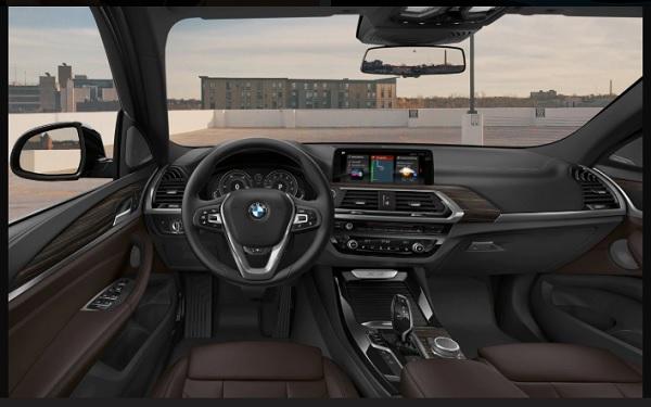 BMW X3 2019 มาพร้อมกับเทคโนโลยีและอุปกรณ์อำนวยความสะดวกมากมาย