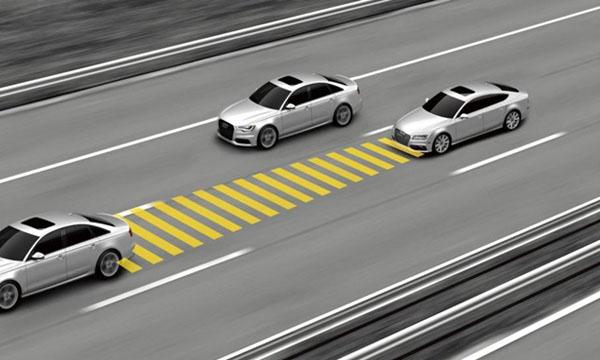 ระบบควบคุมความเร็วอัตโนมัติ Adaptive Cruise Control