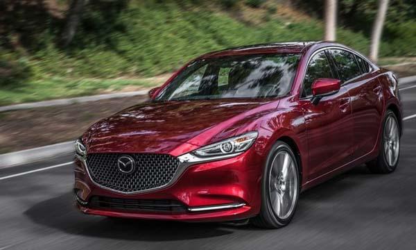 รีวิว Mazda 6 2019