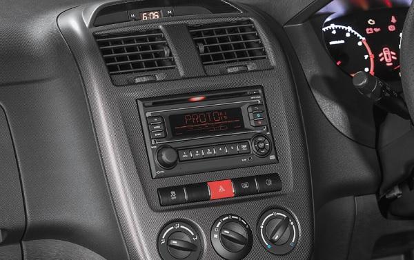 เครื่องเล่นวิทยุ 2 DIN ที่มาพร้อมกับ Carbonado Tim