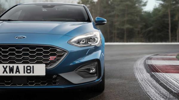 Ford Focus ST 2019 ใหม่