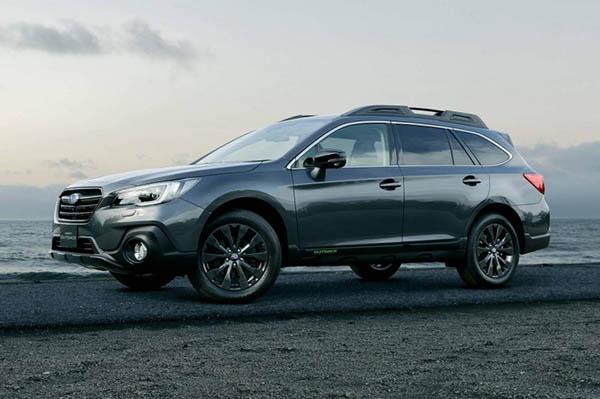 Subaru Outback ไสตล์  X-Break  Edition